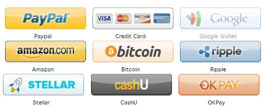 privateinternetaccess review of it's payment options