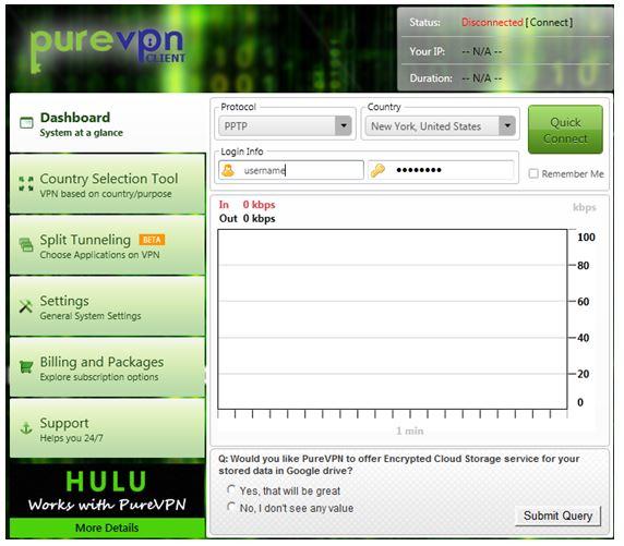 vpn software for windows 7