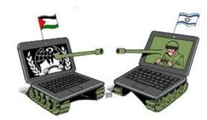Palestine vs israel