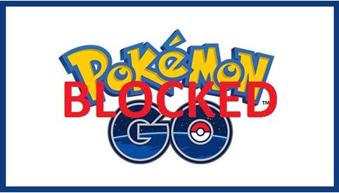 how to unblock pokemon go account