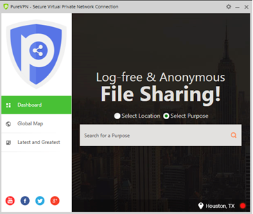How to make anonymous proxy server