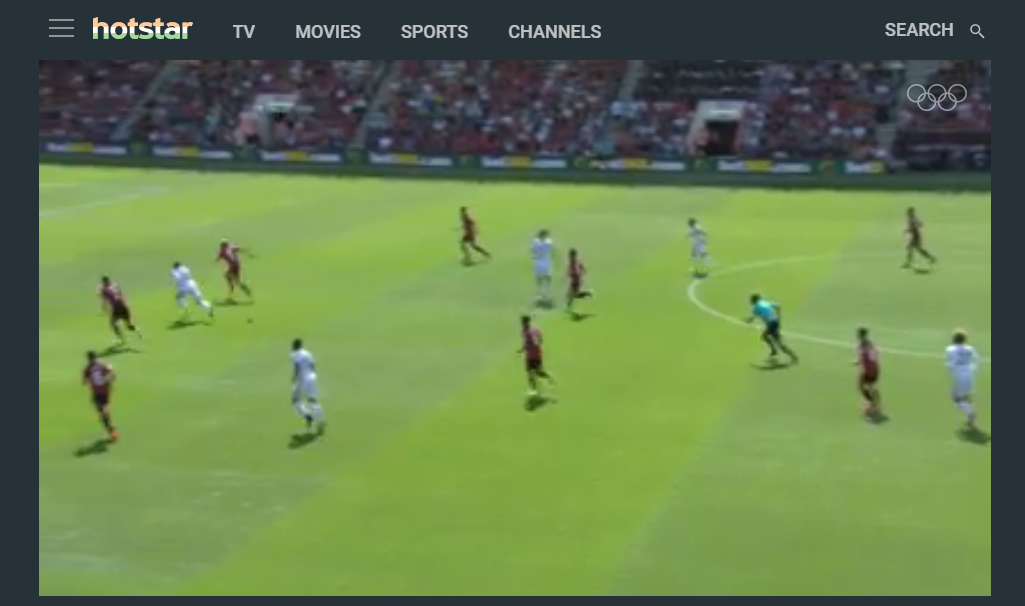 Watch EPL After connecting to a VPN