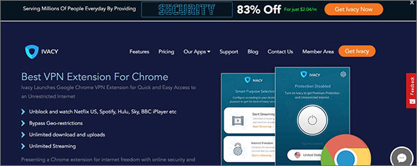Kproxy com available servers