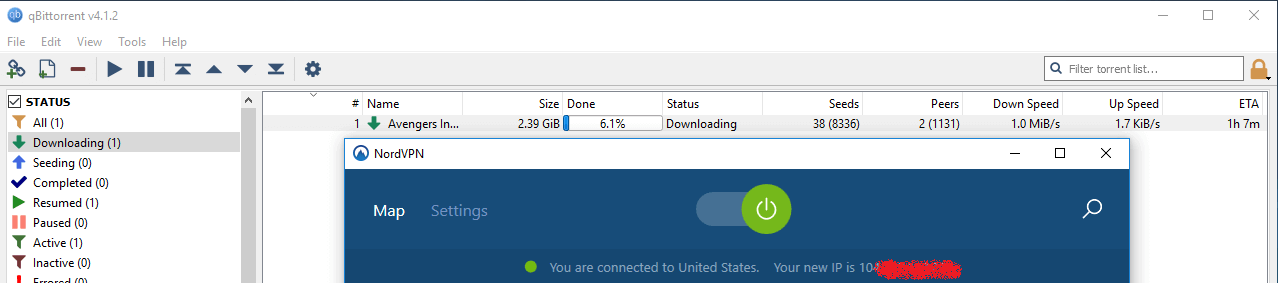 Azure vpn static dynamic routing