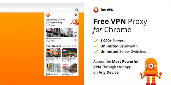 Dotvpn free download for chrome