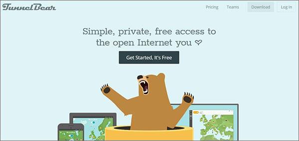 Tunnel - Bear - VPN - Reddit
