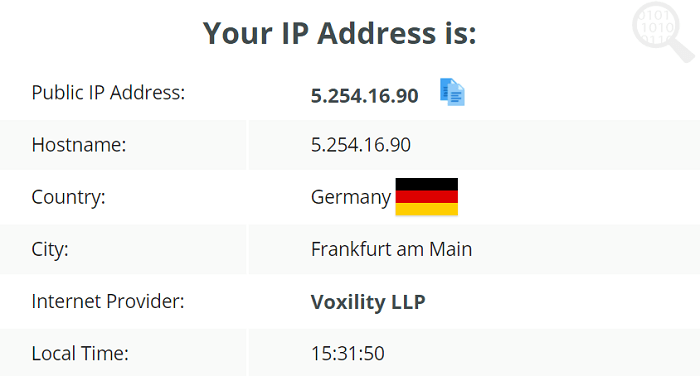 Connecto-VPN-IP-泄露-测试