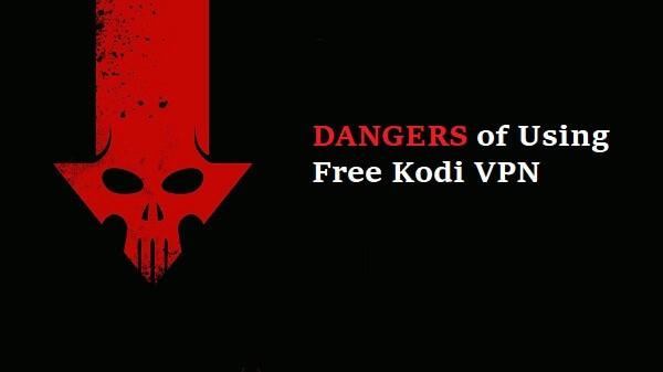 使用免费VPN 的危险