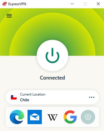 ExpressVPN-智利-服务器