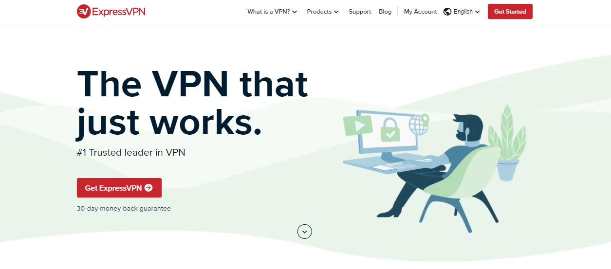 最佳VPN-智利ExpressVPN
