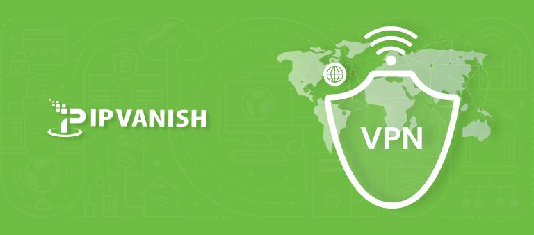 IPVanish - 爱尔兰最好的VPN