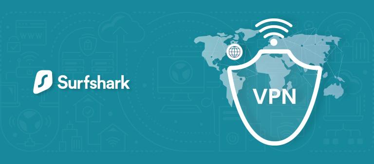 Surfshark - 爱尔兰最佳VPN