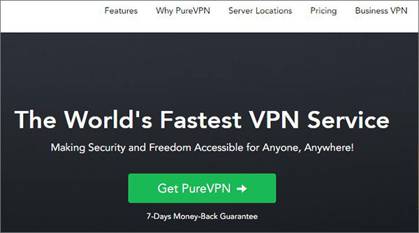 VPN Wifi público