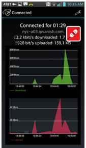 ipvanish android app setup