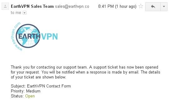 EarthVPN Sales team