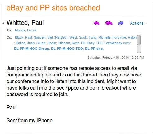 ebay and pp breach