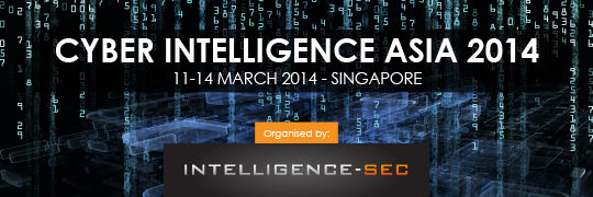 Cyber Intelligence Asia2014