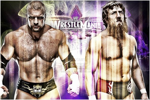 HHH vs Bryan