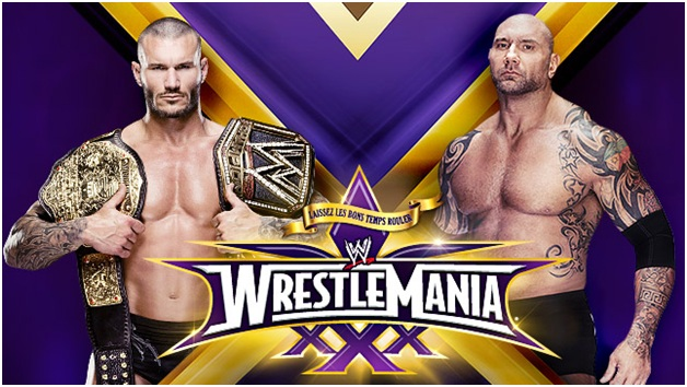 Randy Orton vs. Batista
