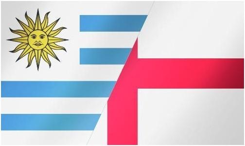 England vs. Uruguay