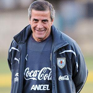 uraguay coach