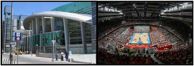 FIBA venue