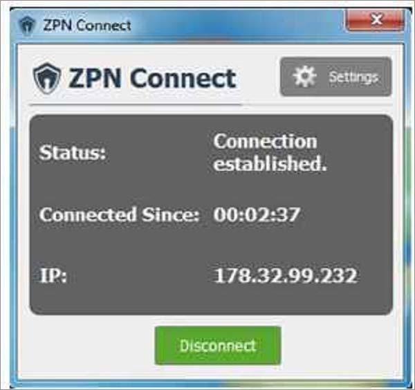 ZPN-VPN-Connected
