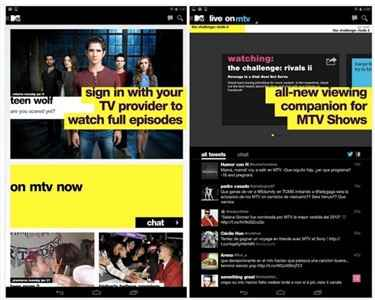 MTV App for Android