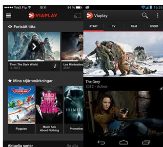 Watch ViaPlay with VPN