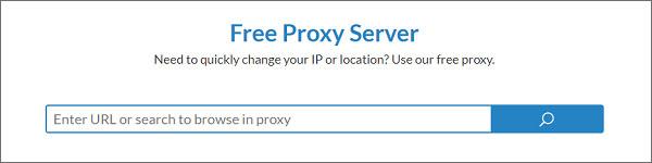 Free-Web-Proxy