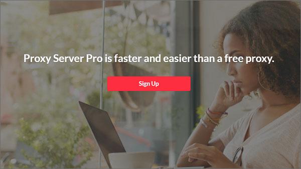 Website-of-Proxy-Server