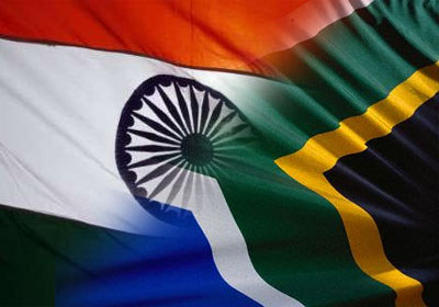 Image result for india vs south africa flags