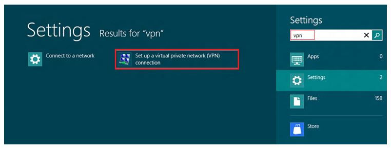 windows 8 vpn setup 1