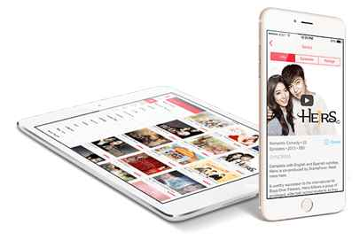 dramafever iphone app