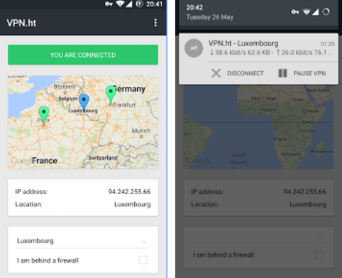 VPN ht Android