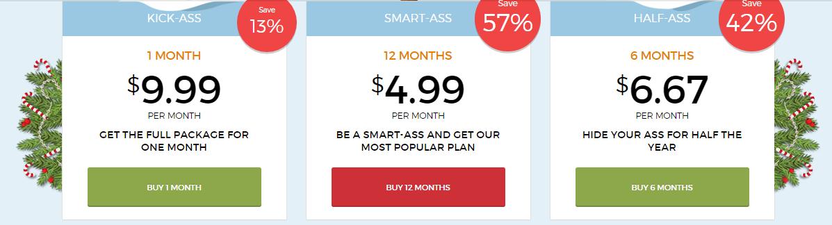 hidemyass pricing plan