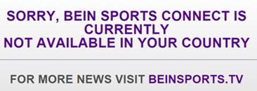 Watch EPL Online in NZ on beIN Sports