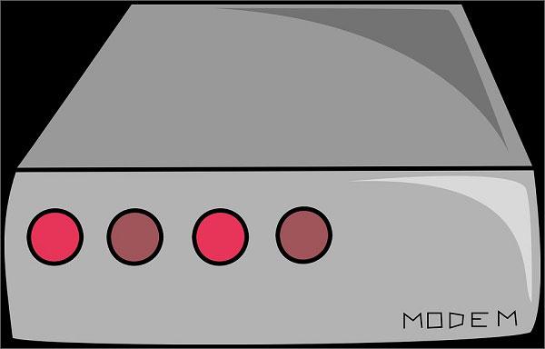 Modem-for-IP-Address-Masking-