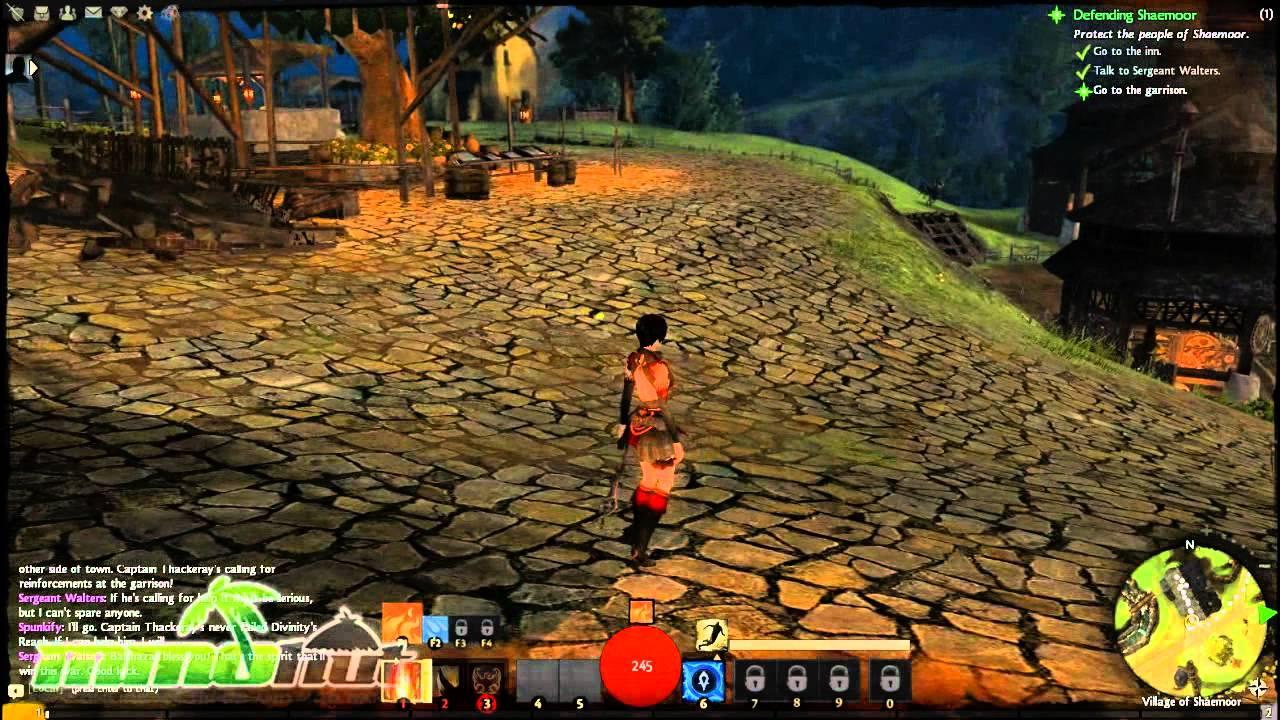 unblocked Guild Wars 2 games