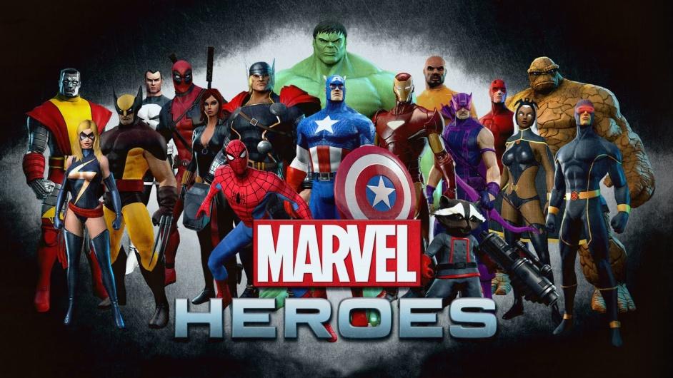 Marvel Heroes game