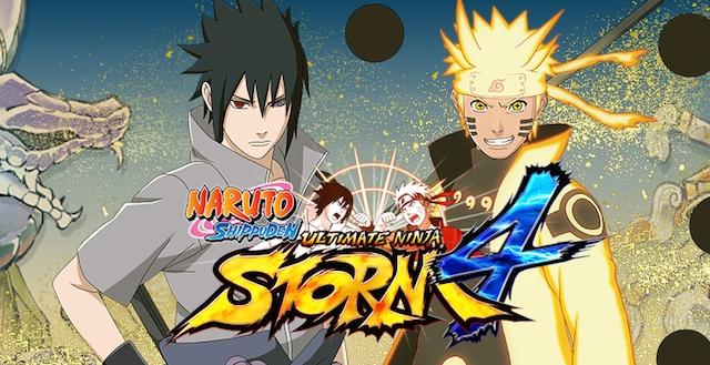 Naruto Shippuden Ultimate NinjaStorm 4