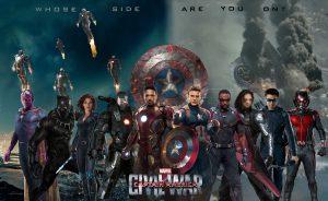 Captain America Civil War Torrent 2016