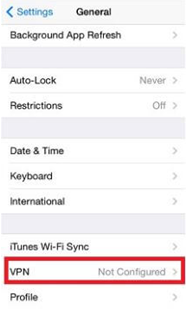 How to Setup VPN on iPhone 6 & 6s