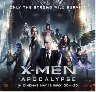 How to Download X Men Apocalypse Torrent Securely
