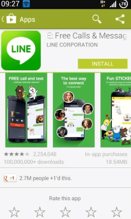 VPN China for LINE