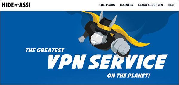 HideMyAss Best VPN for Torrenting