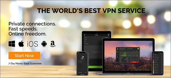 IPVanish VPN Services