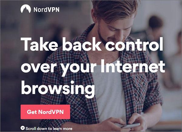 Nord VPN Service