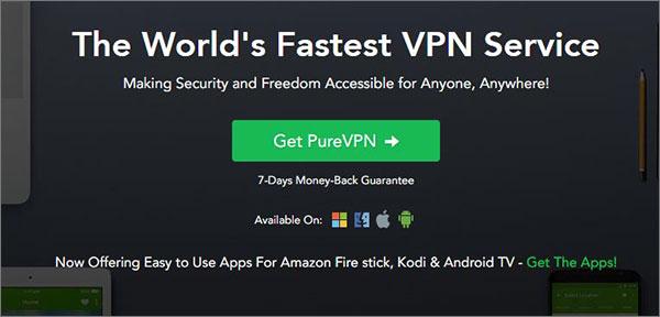 PureVPN - Best VPN Services