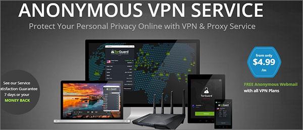 TorGuard VPN Services Provider